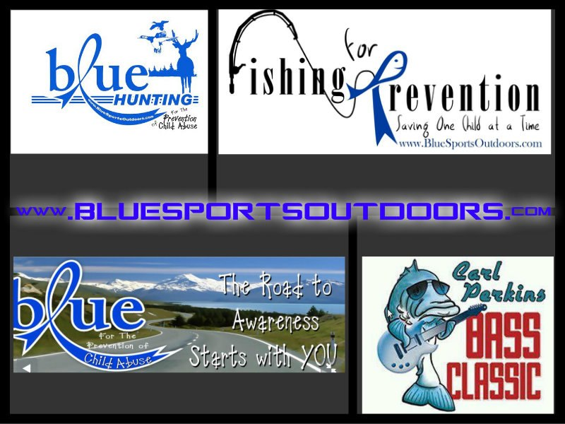 Blue Sports Outdoors